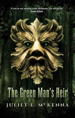 Juliet McKenna, The Green Man's Heir - Review